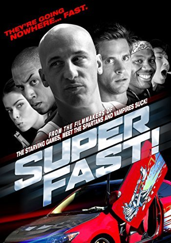 Superfast Superfast DVD Pg13