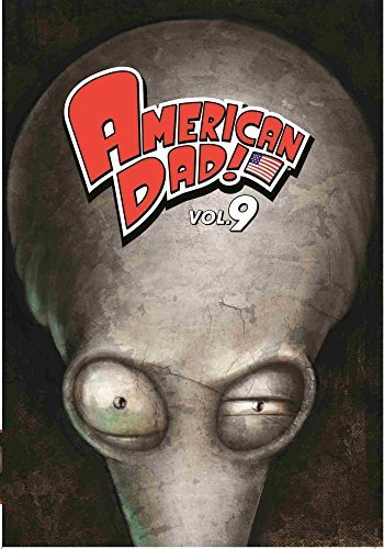American Dad Season 9 DVD Mod This Item Is Made On Demand Could Take 2 3 Weeks For Delivery