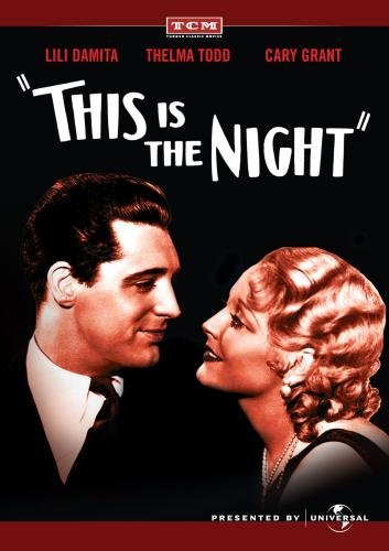 This Is The Night This Is The Night DVD Mod This Item Is Made On Demand Could Take 2 3 Weeks For Delivery