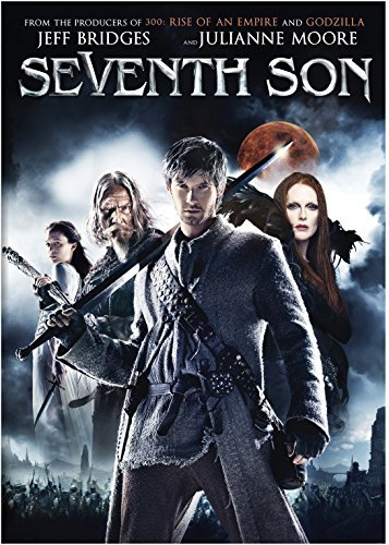 Seventh Son Barnes Moore Bridges DVD Pg13