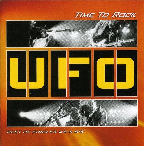 Ufo Time To Rock Import Eu 2 CD Set