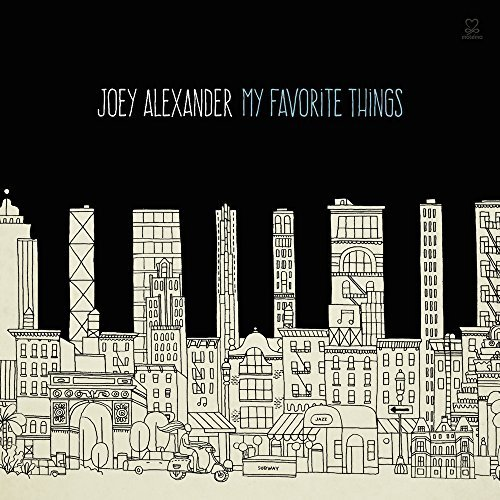Joey Alexander My Favorite Things