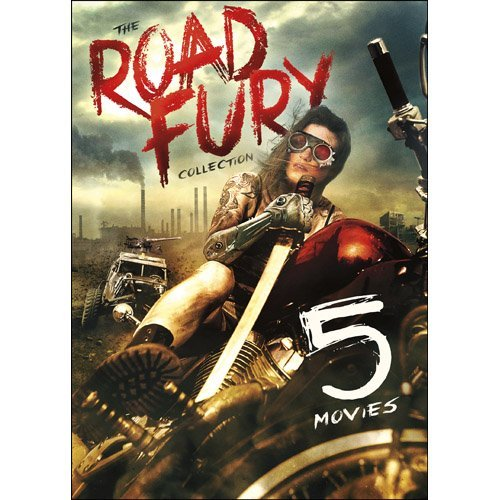 5 Movie The Road Fury Collection 5 Movie The Road Fury Collection