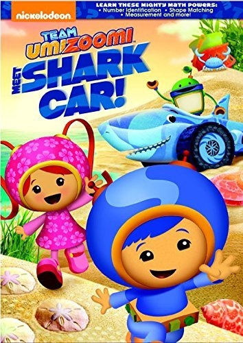 Team Umizoomi Meet Shark Car DVD