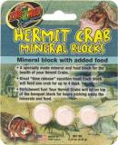 Hermit Crab Mineral Bloack 144 Hermit Crab Mineral Blocks With Added Food 3 Blocks Ea