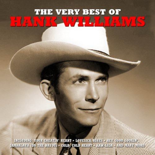 Hank Williams Snr. Very Best Of Hank Williams 2 CD