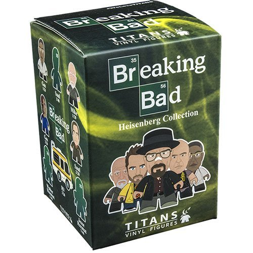 Mini Figure Breaking Bad Titans Heisenberg Collection