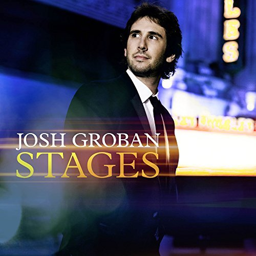 Josh Groban Stages Stages