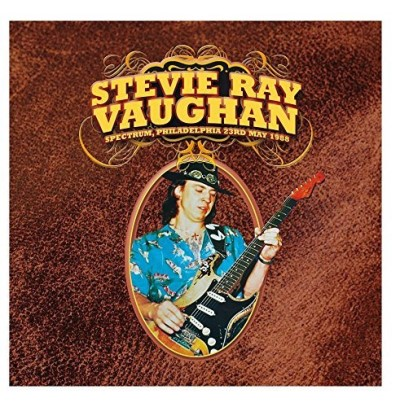 Stevie Ray Vaughan Spectrum Philadelphia 5 23 88