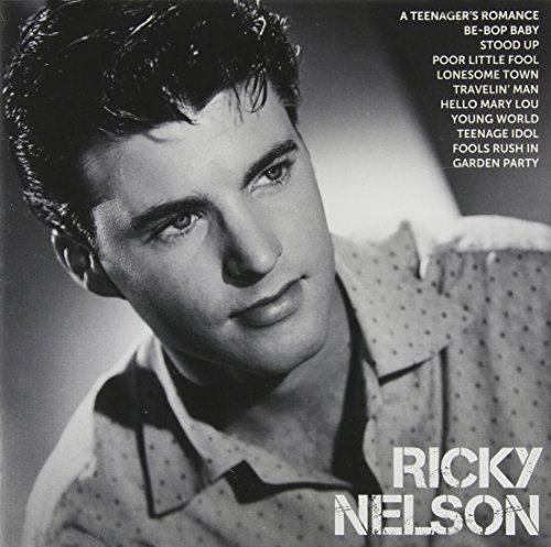 Ricky Nelson Icon
