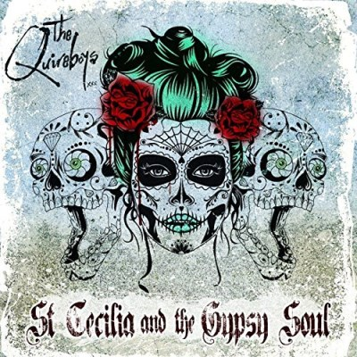Quireboys Saint Cecilia & The Gypsy Soul 4 CD