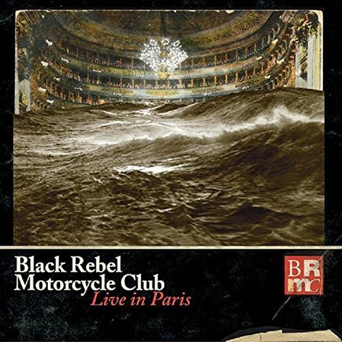 Black Rebel Motorcycle Club Live In Paris 3 Lp
