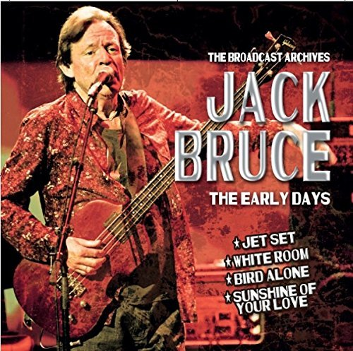 Jack Bruce Early Days