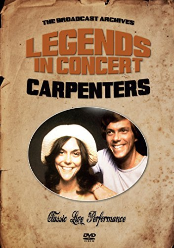 Carpenters Legends In Concert