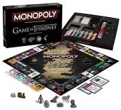 Usaopoly Monopoly Game Of Thrones Collector's Edition