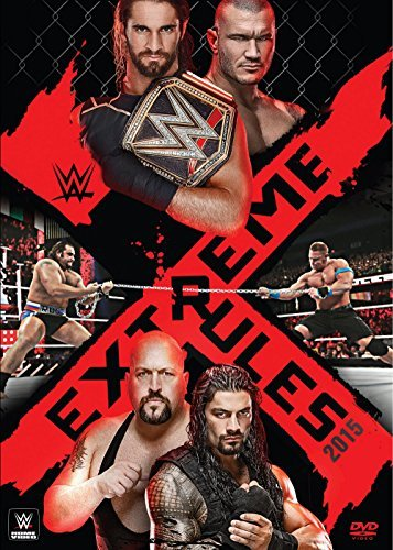 Wwe Extreme Rules 2015 DVD