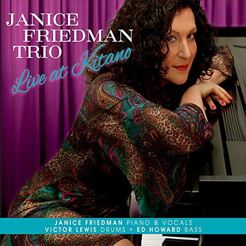 Janice Friedman Live At Kitano