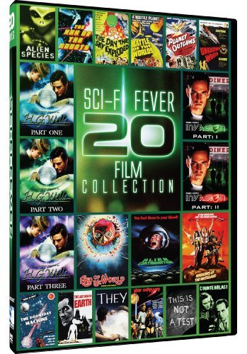 20 Movies Sci Fi Fever 20 Movies Sci Fi Fever R