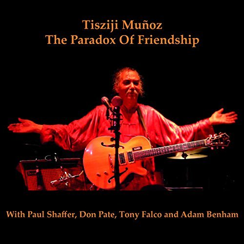 Tisziji Munoz Paradox Of Friendship