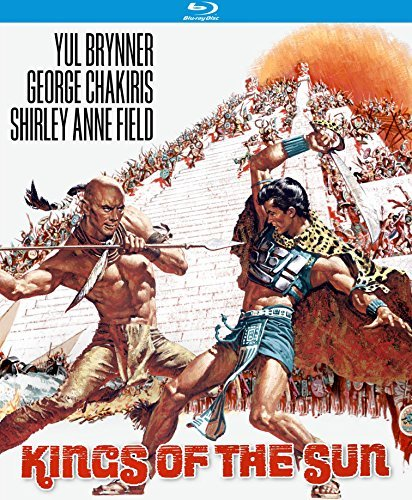 Kings Of The Sun Kings Of The Sun (1963) Brynner Chakiris Field