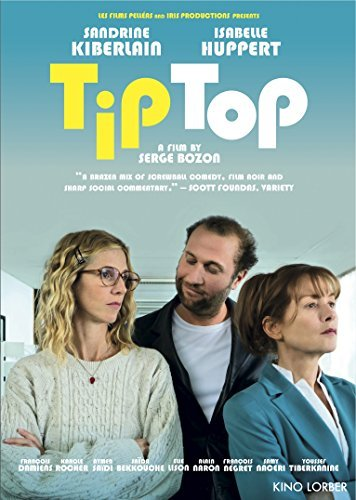 Tip Top Huppert Kiberlain Blu Ray Nr
