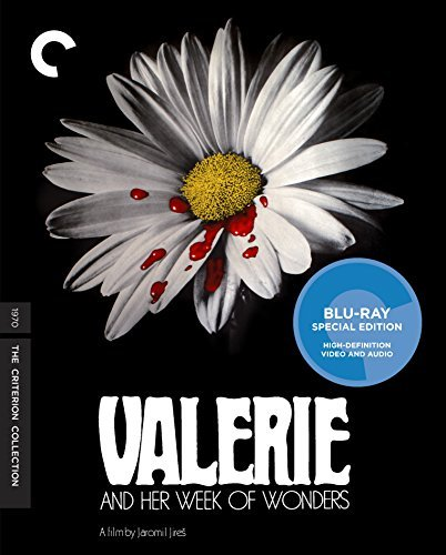 Valerie & Her Week Of Wonders Valerie & Her Week Of Wonders Blu Ray Nr Criterion Collection
