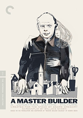 Master Builder Shawn Hagerty Joyce DVD Nr Criterion Collection