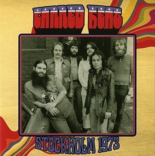 Canned Heat Stockholm 1973