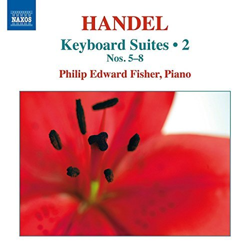 Philip Edward Handel Fisher Keyboard Suites 2