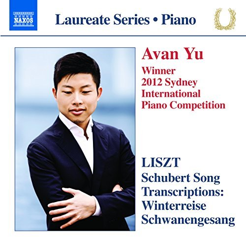 Avan Schubert Yu Schubert Song Transcriptions