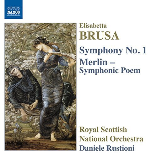 Brusa Royal Scottish Nationa Orchestral Works 3