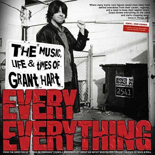 Grant Hart Every Everything & Some Someth