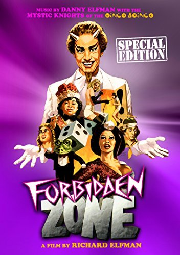 Forbidden Zone Forbidden Zone