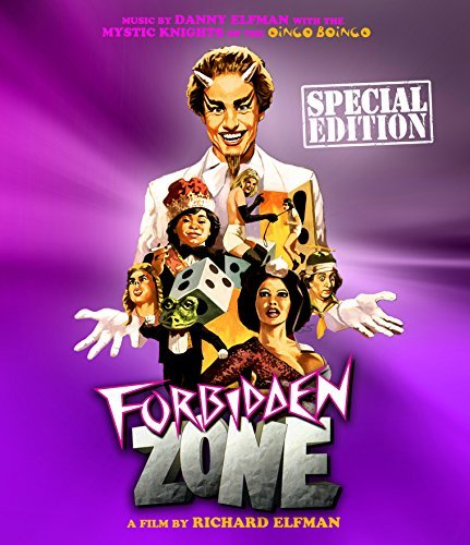 Forbidden Zone Forbidden Zone Forbidden Zone