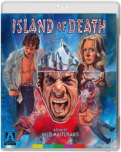 Island Of Death Behling Lyle Blu Ray DVD Ur