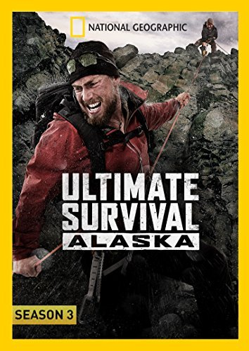 Ultimate Survival Alaska Season 3 DVD