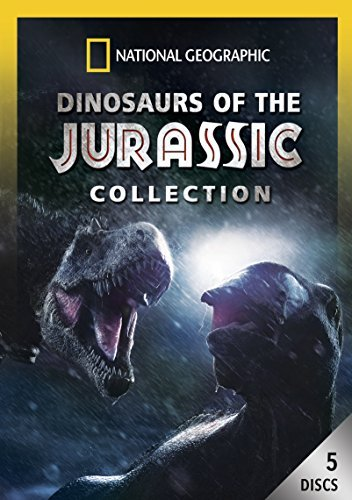 Dinosaurs Of The Jurassic Collection Dinosaurs Of The Jurassic Collection DVD