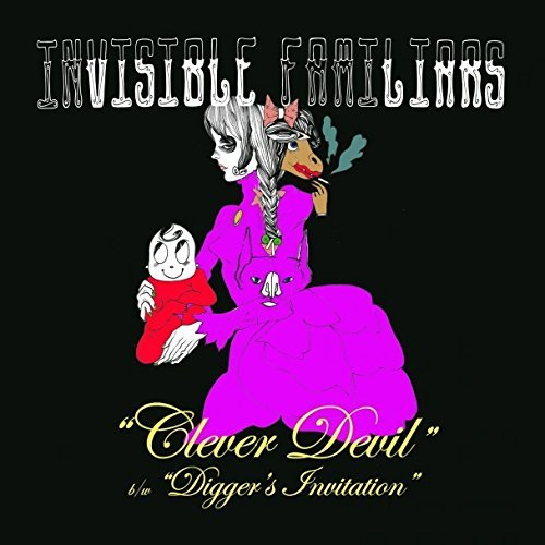 Invisible Familiars Clever Devil Digger's Invita