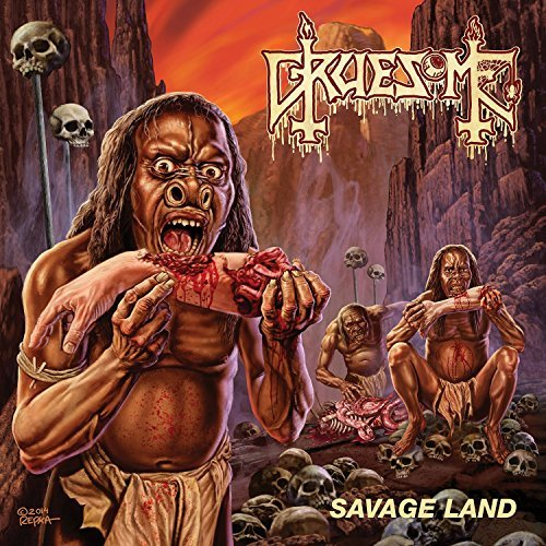Gruesome Savage Land