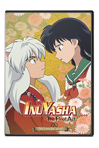 Inuyasha The Final Act Complete Series DVD Complete Series