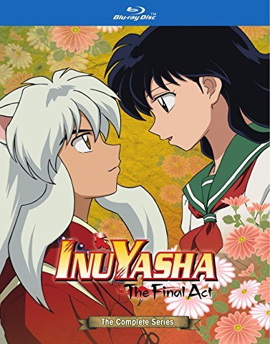 Inuyasha The Final Act Complete Series Blu Ray