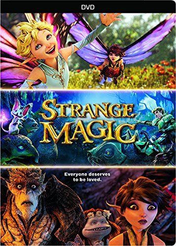 Strange Magic Strange Magic DVD Pg