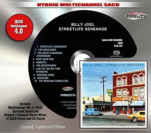 Billy Joel Streetlife Serenade
