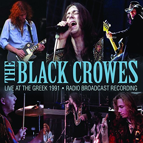 Black Crowes Live At The Greek