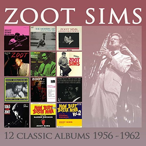 Zoot Sims 12 Classic Albums 1956 1962 6 CD