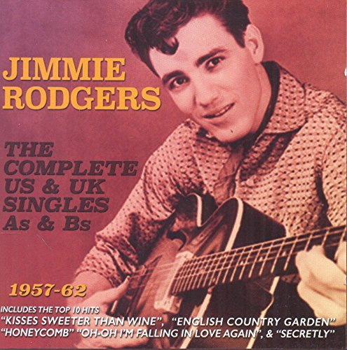 Jimmie Rodgers Complete Us & Uk Singles As &