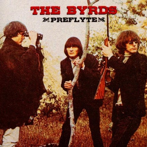 Byrds Preflyte Plus Import Gbr 2 CD