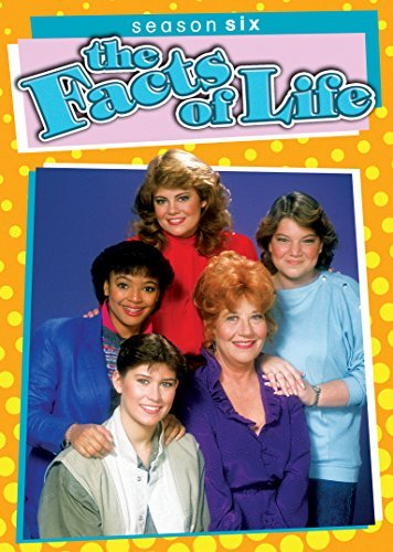 Facts Of Life Facts Of Life Season Six Season 6