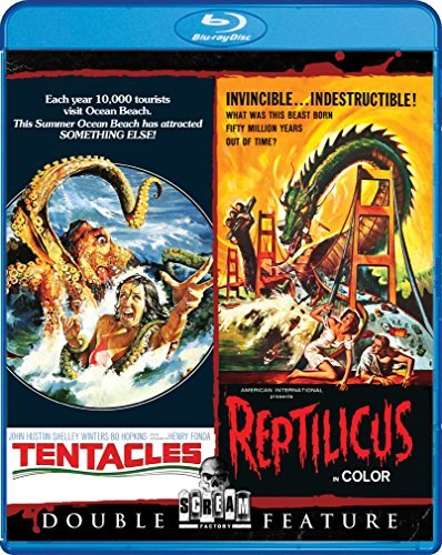 Tentacles Reptilicus Tentacles Reptilicus Double Feature