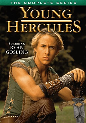 Young Hercules The Complete Series DVD